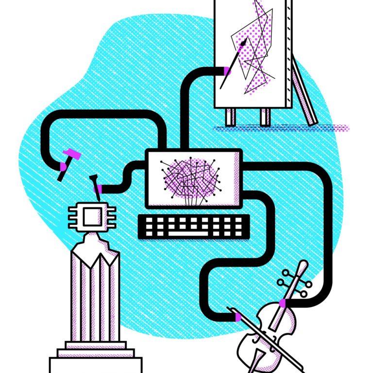Hypermodern Times: Data as the Artist's Inspiration