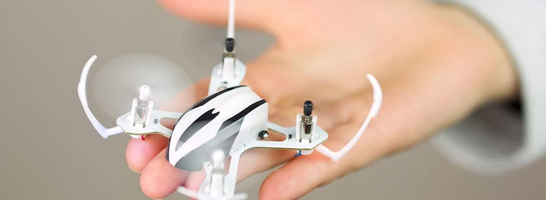 Are quadcopters the future of warfare?