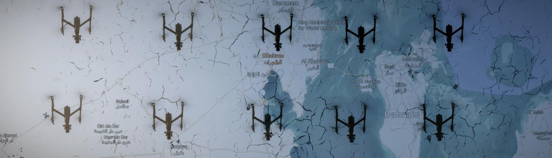 drones and defense